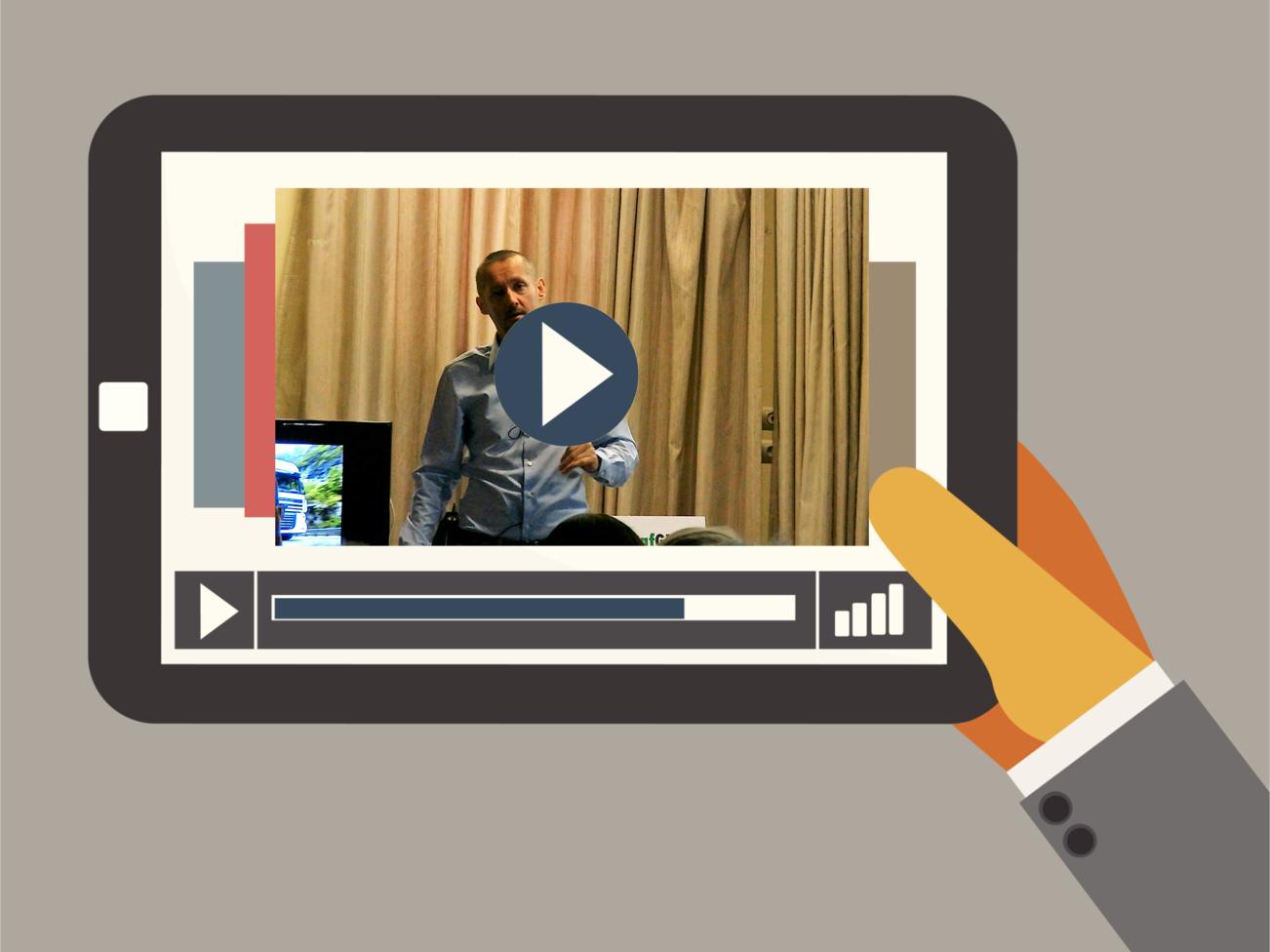 Konferencia videók